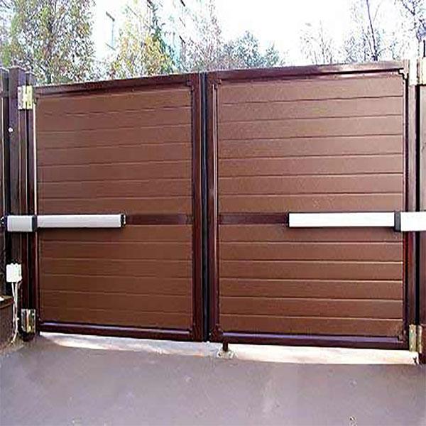 فروش و نصب انواع درب اتوماتیک ، خدمات حفاظتی شهاب ، آقای شفیعیون